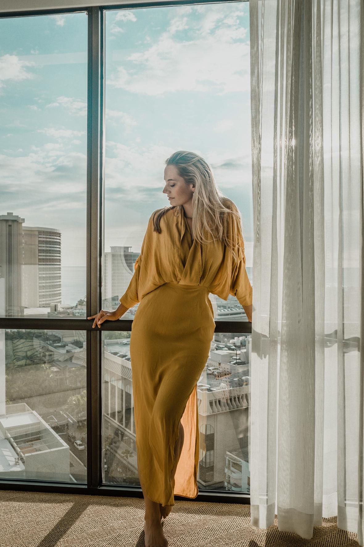 Hyatt Centric Hawaii Waikiki Merel Hotel Review