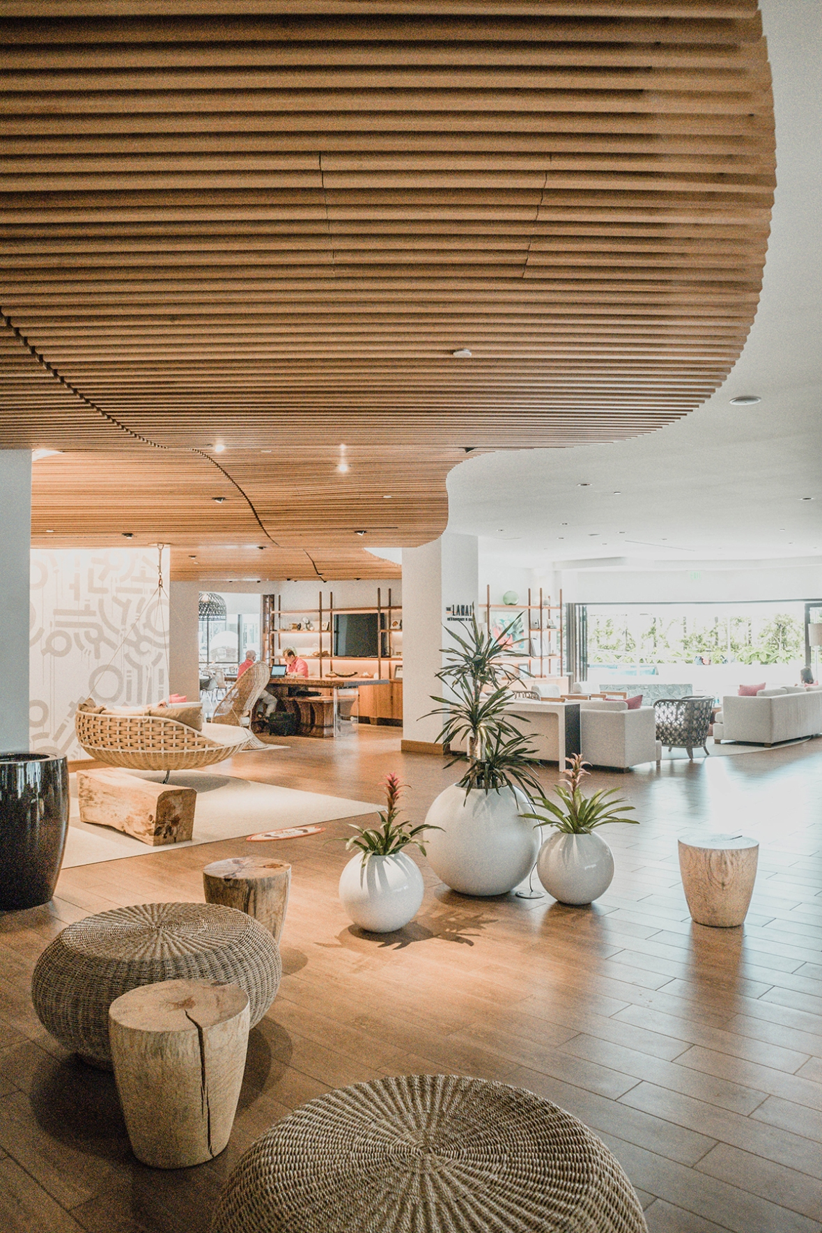 The Aloha Spirit At Hyatt Centric And A Thousand Words