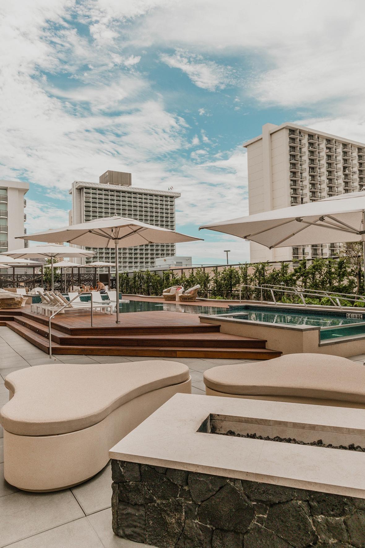 Hyatt Hawaii Waikiki Merel Hotel Review