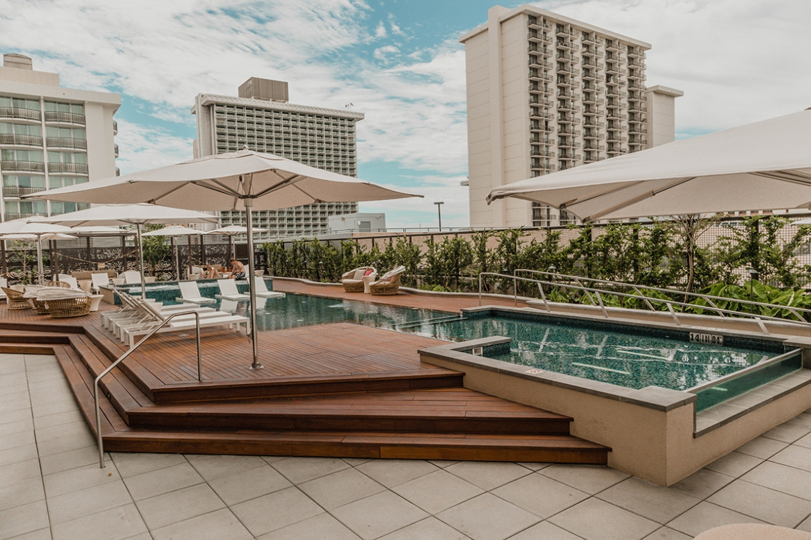 Hyatt Centric Hawaii Waikiki Merel Hotel Review