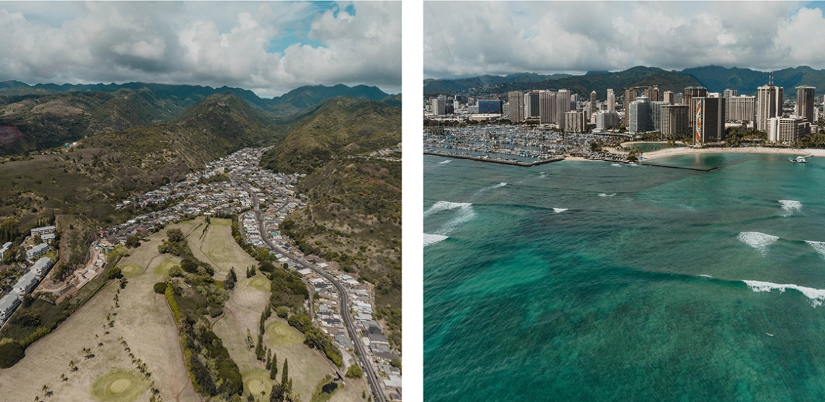 Paradise Helicopters Hawaii Oahu @andathousandwords Merel