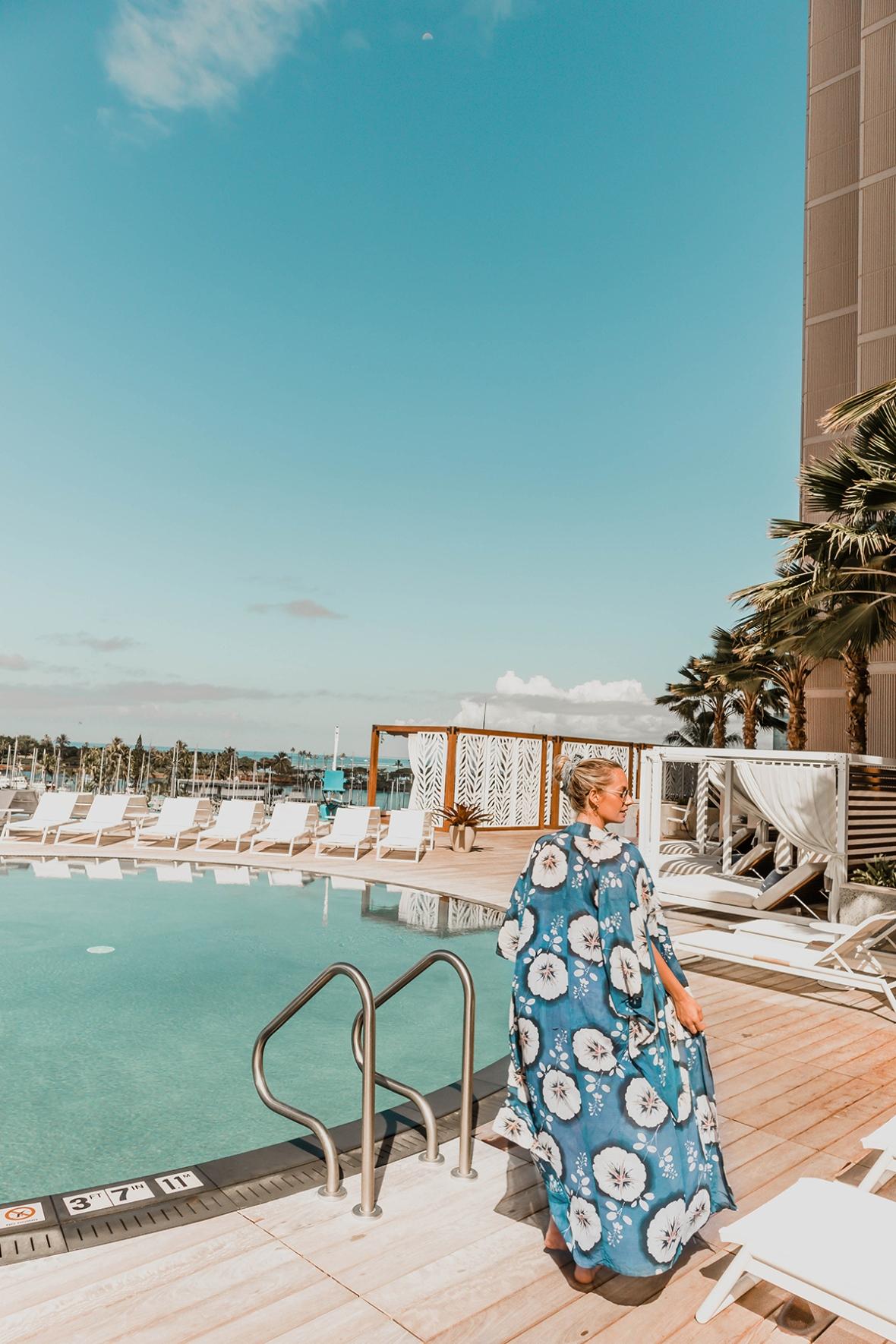 Prince Waikiki Hawaii Hotel Review Blogger Merel Pool