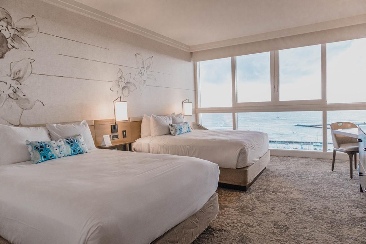 Prince Waikiki Hawaii Hotel Review Blogger Merel Room