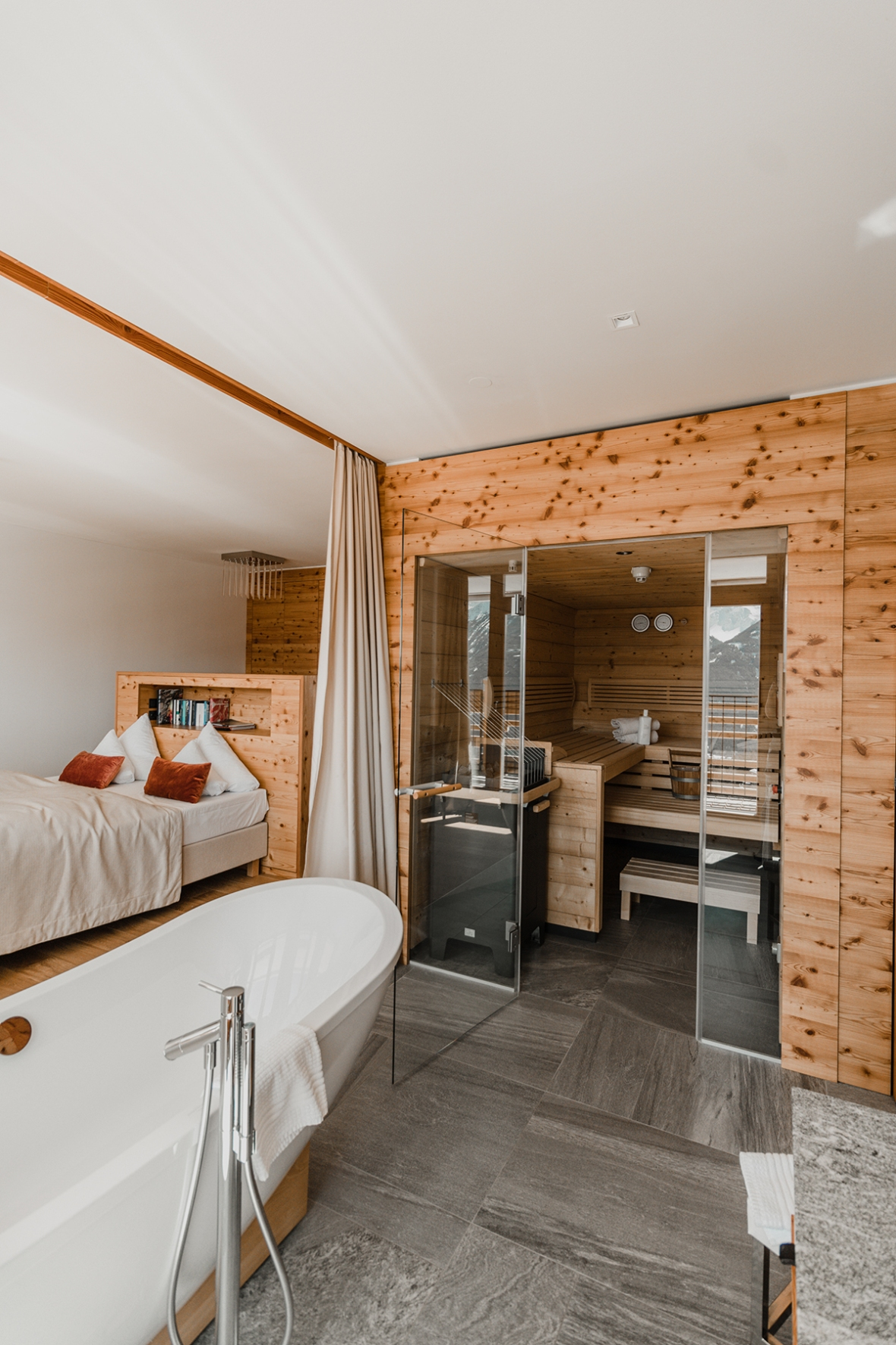 Merel van Poorten Blogger Review Nidum Hotel Austria
