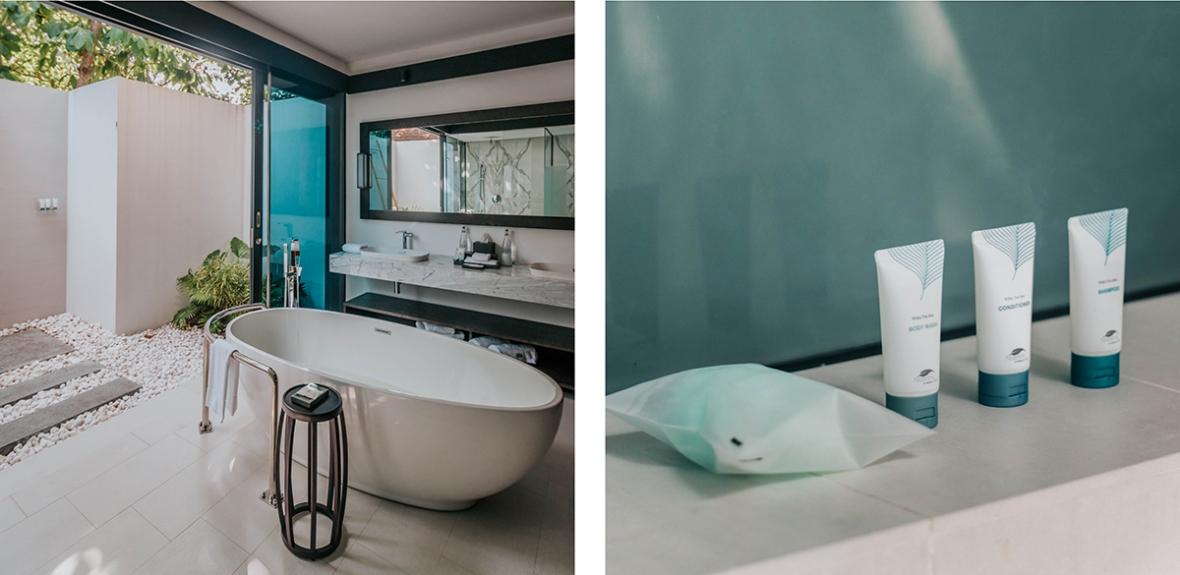 Westin Maldives Roomtour Beach Villa Merel van Poorten