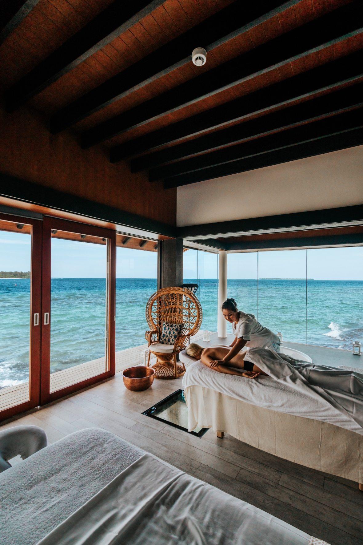 Westin Maldives Spa