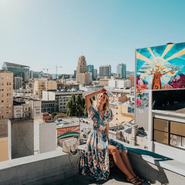 Review Tilden hotel San Francisco Merel van Poorten