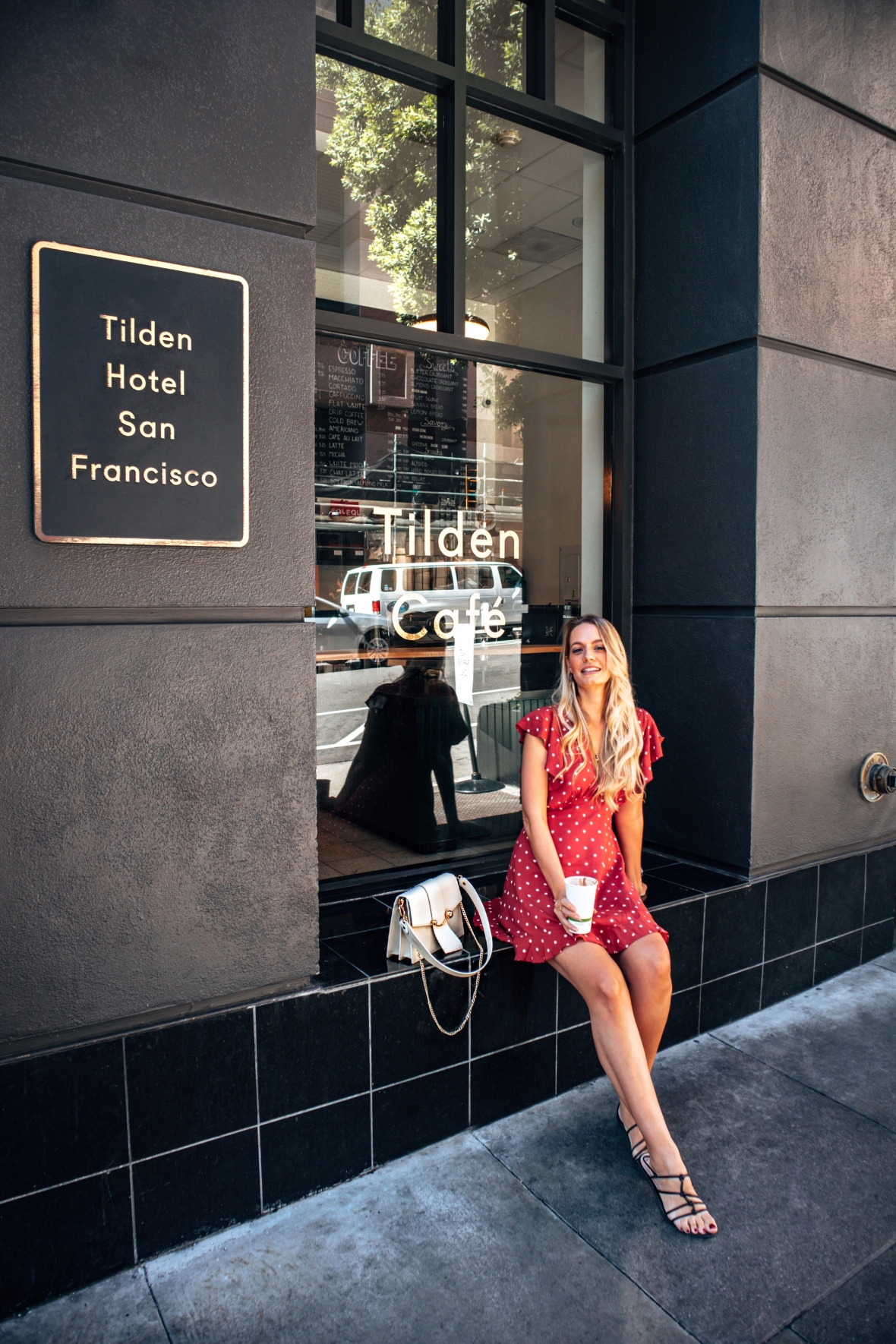 Review Tilden hotel San Francisco Merel van Poorten