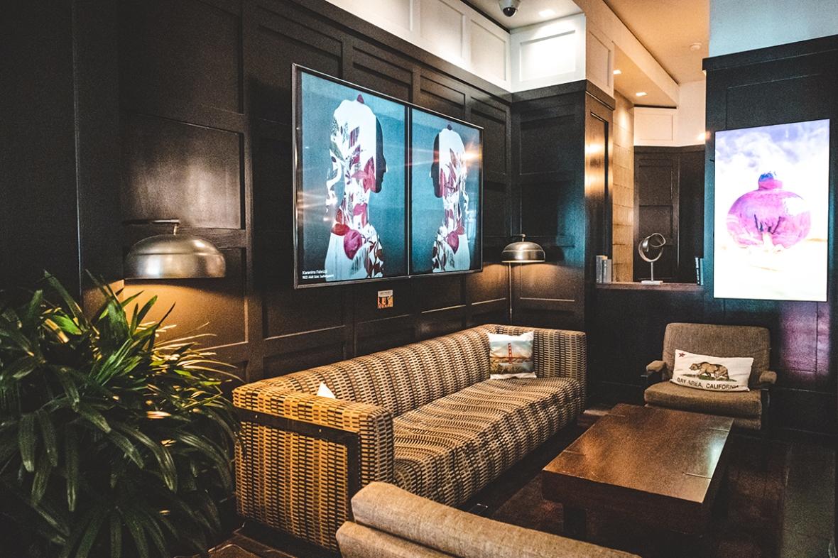 Review Park Central hotel San FranciscoMerel