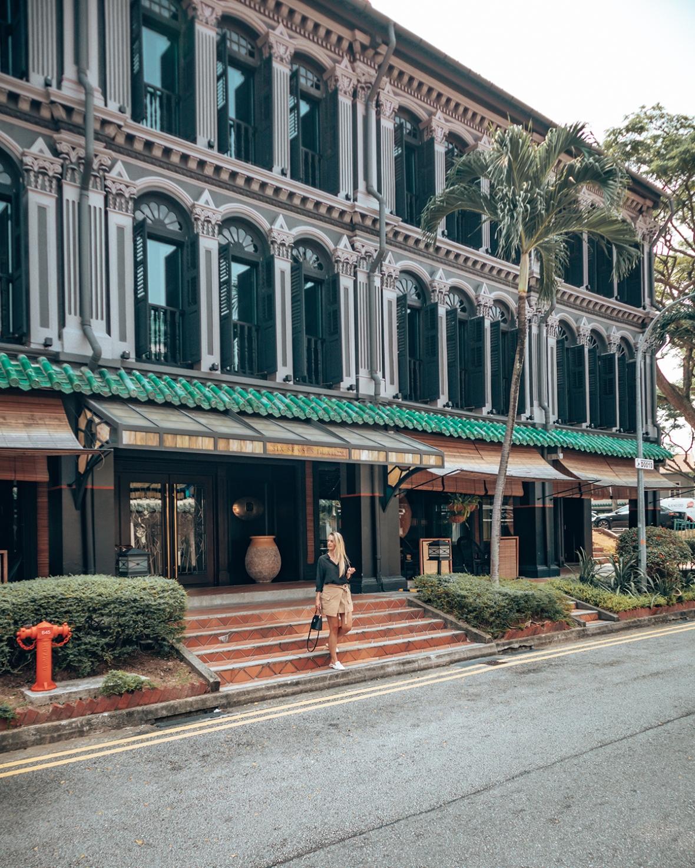 Review Six Senses Singapore