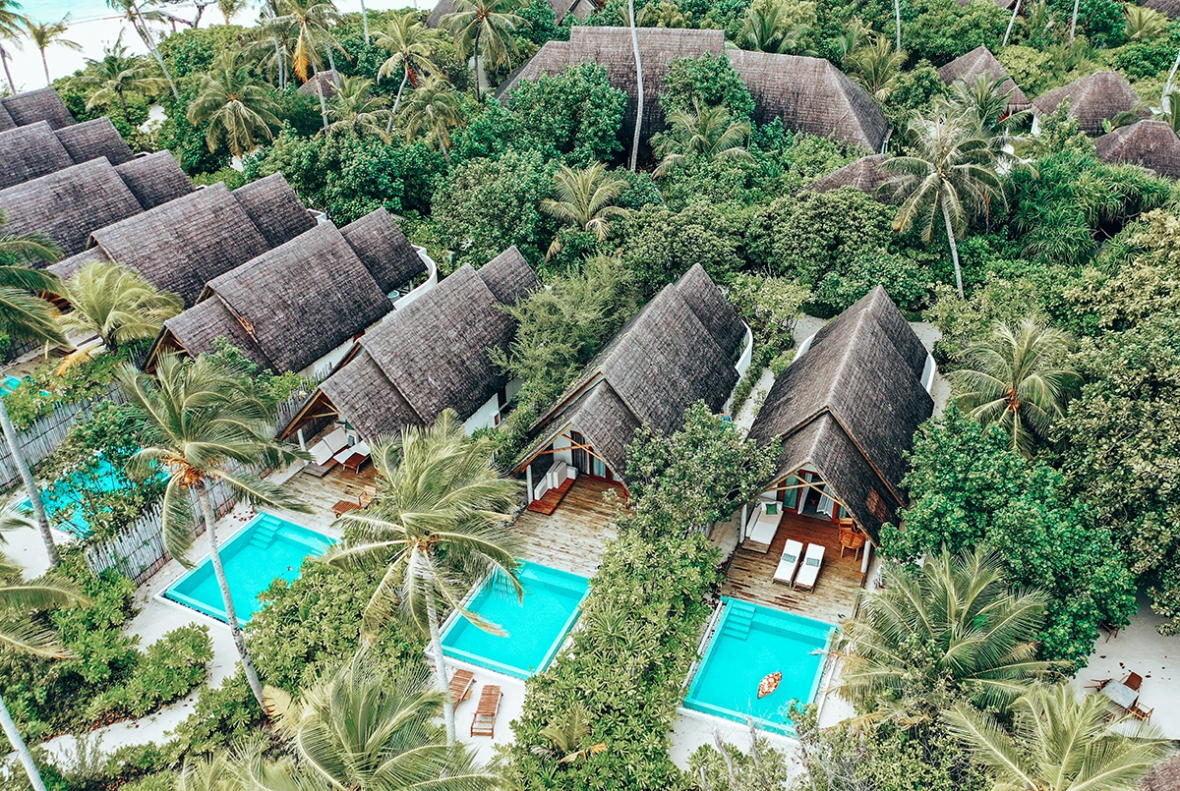 Review Fushifaru Maldives resort