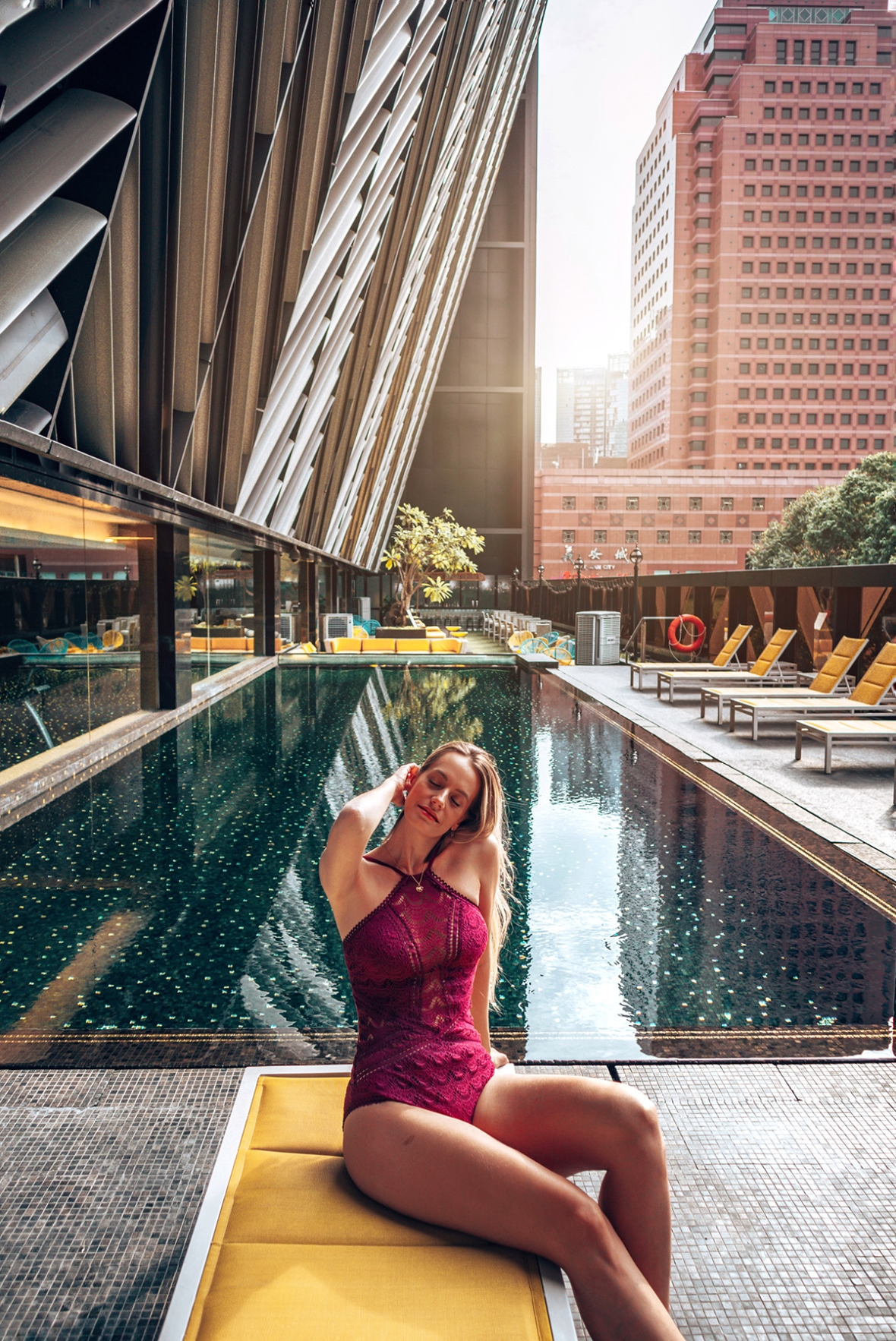 Review Grand Park hotel Singapore Orchard road